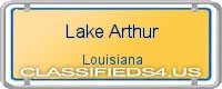 Lake Arthur board